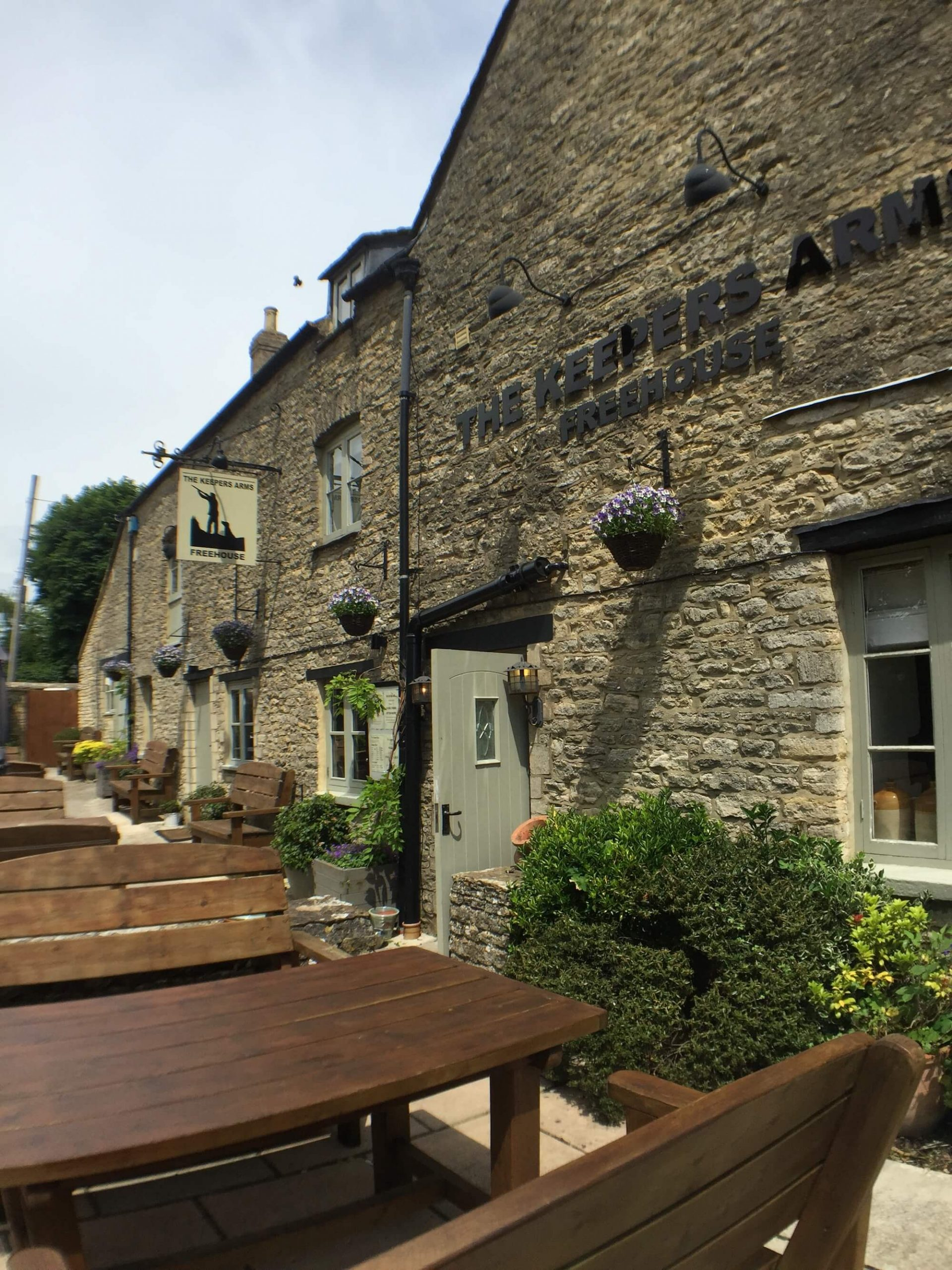 The Keepers Arms Quenington